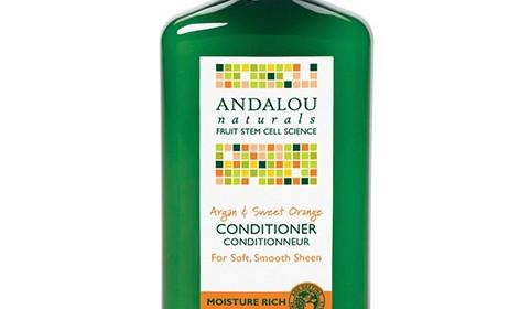 Argan & Sweet Orange Moisture Rich Conditioner